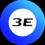 3e dubai logo